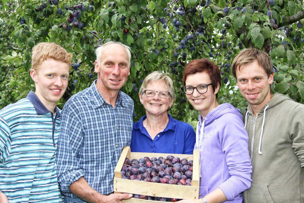 Hof Surmann in Stromberg – Die Familie